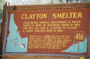 Clayton Smelter