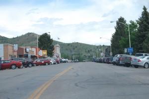 Main Street Soda Springs
