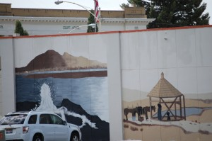 Murals in Soda Springs