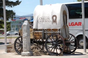 Trail Center Covered Wagon