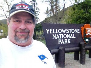 Sumoflam at Yellowstone - First time in 40 years
