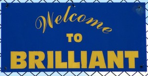 Welcome to Brilliant, OH