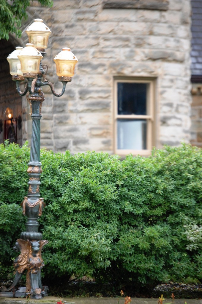 Buhl Mansion Lamps