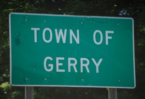 Town of Gerry, NY