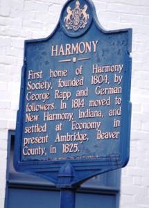 Harmony, Pennsylvania