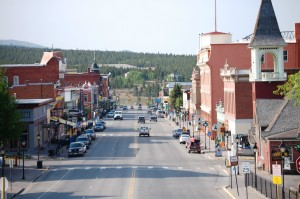 Downtown Leadville, Colorado