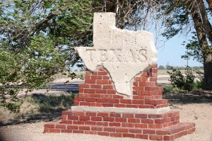 Welcome to Texas - Texline, Texas