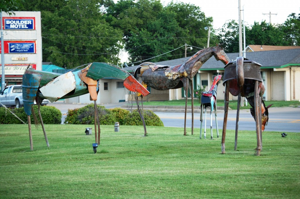 Metals Horses in Durant, Oklahoma