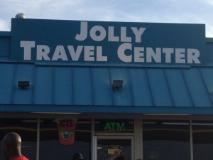 Jolly Travel Center, Jolly, Texas