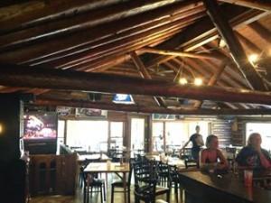 Rustic Indian Falls Restaurant