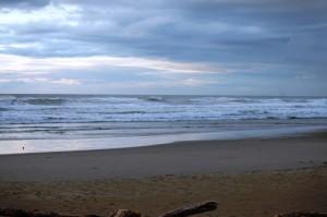 Pacific Ocean near Reedsport, Oregon