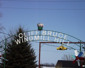 Cliff Bruce Windmill Hill - Woodstock, Ontario