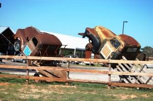 Old Trucks - Rio Brazos Music Hall - Granbury, Texas