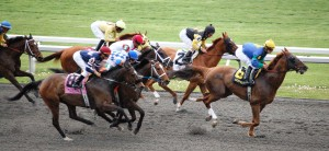 Horse Racing at Keeneland