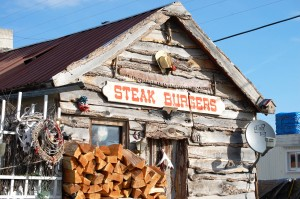No Steaks and Burgers at this place in Lima, Montana