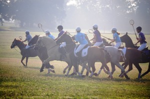 Polocross at the Kentucky horse Park