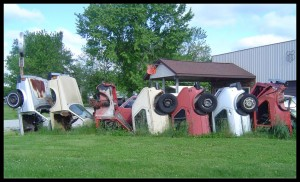 Henry's Rabbit Ranch - Staunton, Illinois