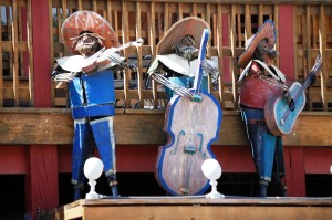 Scrap Metal Mariachi Band - Hico, Texas
