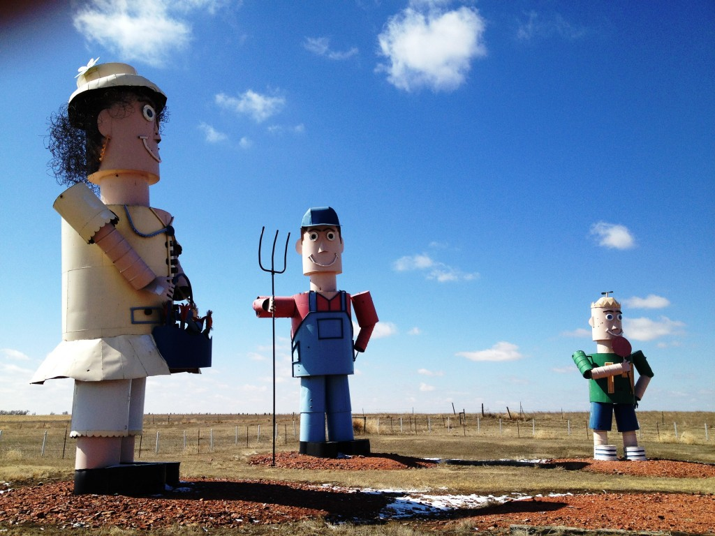 The Tin Family - Enchanted Highway