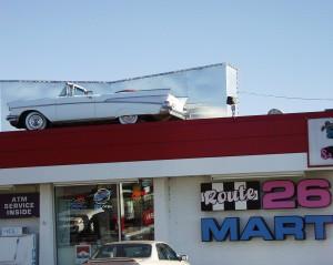 Route 26 Mart - Scottsbluff, Nebraska