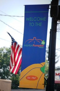 We missed the Morton Pumpkin Festival by only a few days.