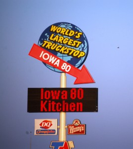 Iowa 80 Truckstop - World's Largest Truckstop