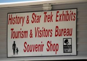 Star Trek Visitor Center - Riverside, IA