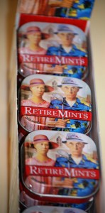 Don't forget your Retiremints