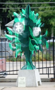 Green Machine by Corby Renard