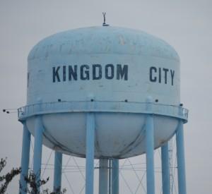 Kingdom City Water Tower