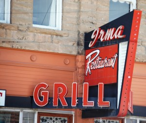 Irma Restaurant and Grill - Cody, Wyoming