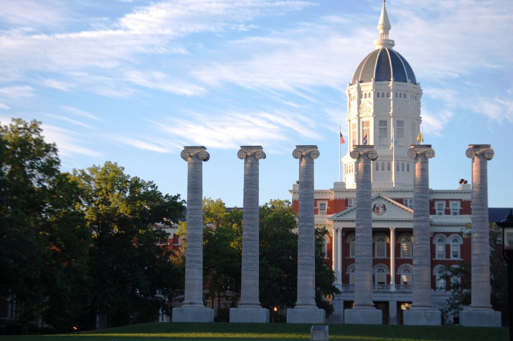University of Missouri - Columbia, Missouri