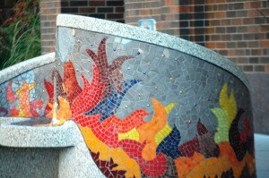 Mosaic Art - Columbia, MO