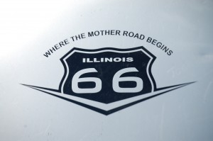 Illinois 66 - Where the Mother Road Begins