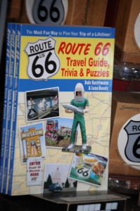 Plenty of Route 66 Maps and Guides at Ra66it Ranch