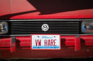 VW Hare at Ra66it Ranch