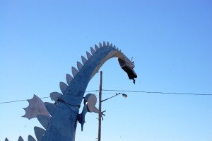 Kaskaskia Fire Breathing Dragon