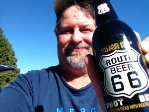 Route Beer 66 - don't forget to get some at Ra66it Ranch