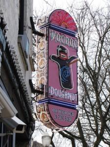 Voodoo Doughnut - Portland, Oregon
