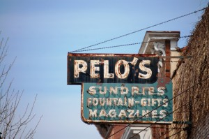 Pelo's Sundries - LeClaire, Iowa (Home of the American Pickers!)