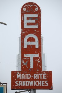 Maid-Rite Sandwiches - Lexington, Missouri
