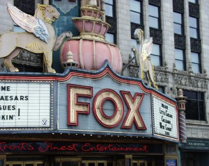 Fox Theatre - Detroit, Michigan