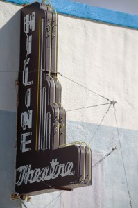 Skyline Theatre - Rudyard, Montana