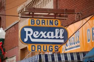 Boring Rexall Drugs - Warsaw, Missouri