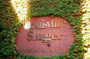 Louisville Slugger headquarters - Louisville, Kentucky