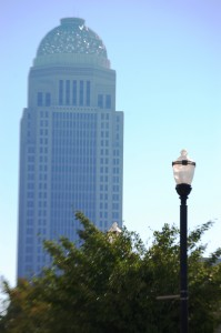 Aegon building - Louisville's tallest building